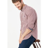 Hammond Long Sleeve Classic Fit Check Shirt