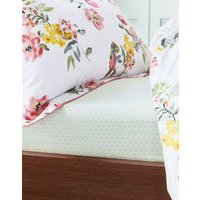 Cotton Print Cotton Fitted Sheet