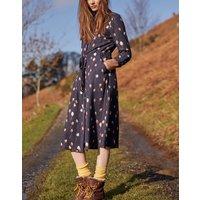 Briony Long Sleeve Button Front Shirt Dress