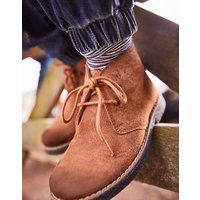 Woodland Casual Leather Boots
