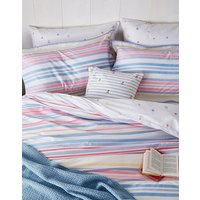 Stripe Multi Summer Fruit Stripe Oxford Pillowcase  Size One Size