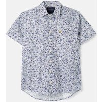 212524 Short Sleeve Classic Fit Printed Shirt