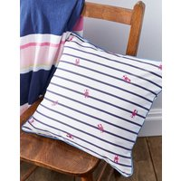 Blue Lobster Stripe Orchard Ditsy Lobster Cushion  Size One Size