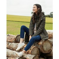 Canterbury Long Luxe Padded Jacket