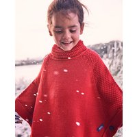Tess Knitted Poncho