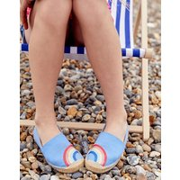 Shelbury Children's Embroidered Espadrilles