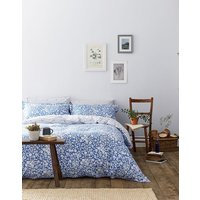 BLUE DITSY Orchard ditsy Duvet Cover  Size Single