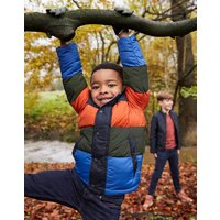 Newbold Colourblock Padded Jacket 1-12 Years