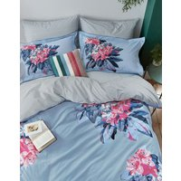 Cornish Floral Set Duvet Cover and Matching Oxford Pillowcases