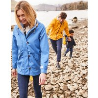 Falmouth Blue Coast Waterproof Jacket  Size 14