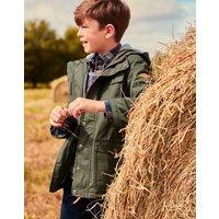 Clifford Waxy Look Hooded Jacket 1-12 Years