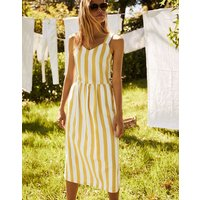 Macey Side button strappy dress