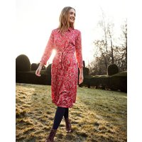 Winslet Long Sleeve Button Front Shirt Dress