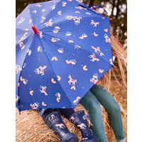 Fulton junior Blue Unicorn Girls Umbrella