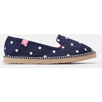 Navy Spot Flipadrille Lightweight Summer Shoe  Size Adult Size 5