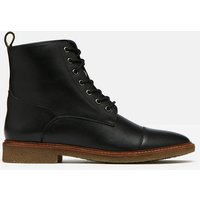 Clarence Lace Up Leather Boot