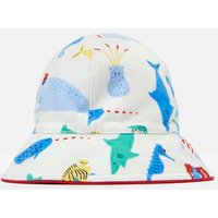 CREME SEA TIME 204708 Reversible Sun Hat  Size 0m-6m