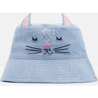 NAVY CAT Hattie Character Hat  Size 3yr-7yr