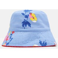 BLUE BOTANICAL BUNCH Sunseeker Reversible Hat  Size 3yr-7yr
