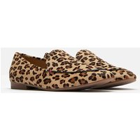 Leopard Lexington Luxe Slipper Loafer  Size Adult Size 5