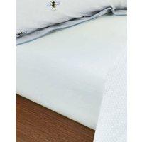 Cotton Plain Dye Fitted Sheet