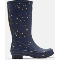 Star Gazing Roll Up Wellies  Size Adult 5