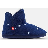 Cabin Bootie Slippers With Hard Sole