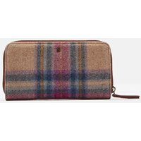 Fairford Tweed Zip Round Purse