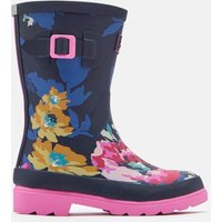 Anniversary Floral Printed Wellies  Size Childrens 12