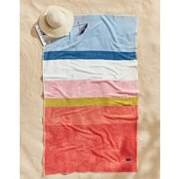 Stripe Multi Halcyon Stripe Towel  Size Sheet