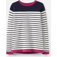 203900 Textured Knitted Bretton Jumper
