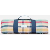 Picnic Woven Checked Blanket