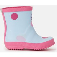 Blue Spot 207279 Printed Wellies  Size Baby 5