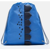 Blue Dino Play Novelty Drawstring Bag  Size One Size