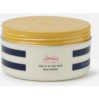 Navy Cream Stripe Body Butter 300Ml  Size One Size
