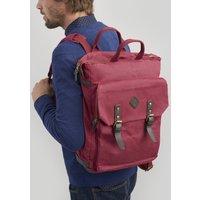 RHUBARB Kirkland Waxed Canvas Backpack  Size One Size