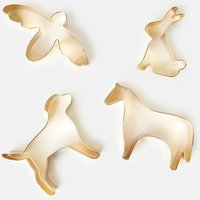 Cookie Cutters Set Of 4