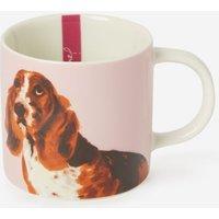 Lilac Dog Kitchen Cuppa Single Small Porcelain Printed Mug  Size One Size