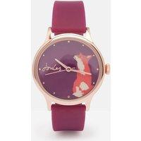 Ren Silicone Strap Watch