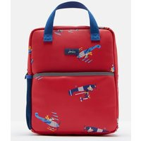 Red Planes Adventure Rubber Rucksack  Size One Size