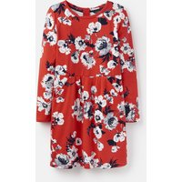 124813 Long Sleeve Sweat Dress