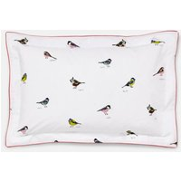 Great British Birds Oxford Pillowcase