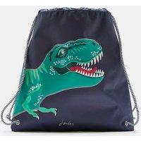Navy Rex Active Drawstring Bag  Size One Size