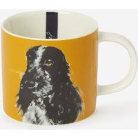 Gold Dog Kitchen Cuppa Single Small Porcelain Printed Mug  Size One Size
