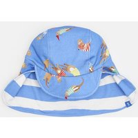 BLUE OTTERS Sunny Reversible Hat  Size 1yr-2yr