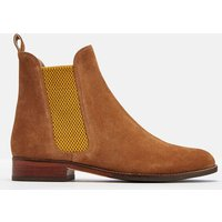 Tan Suede Westbourne Premium Chelsea Boot  Size Adult 6