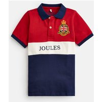 Red 207199 Branded Polo Shirt  Size 3Yr