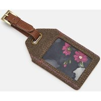 HARDY TWEED Its mine! tweed Luggage tag  Size One Size