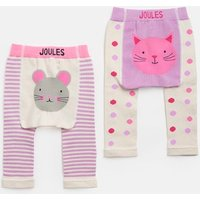 Cat And Mouse 207275 Leggings Set  Size 2Yr-3Yr