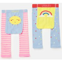 208584 Baby Character Leggings 2 Pack